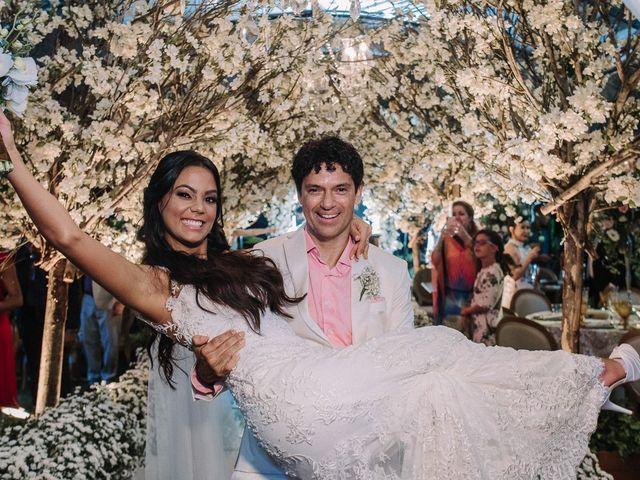 O casamento de Martha e Jorge