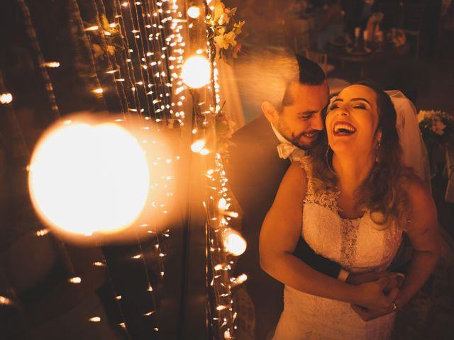 O casamento de Luana e José
