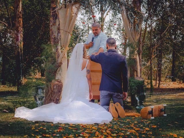 O casamento de Layara e Guilherme
