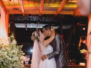 O casamento de Ana Luiza e Ricardo