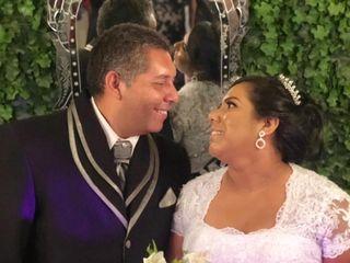 O casamento de Suzy e Herik
