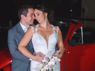 O casamento de Débora e Flávio