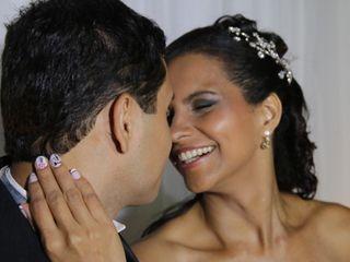 O casamento de Thayma e Marcelo