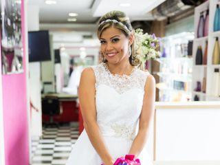 O casamento de Michelle e Bruno 3