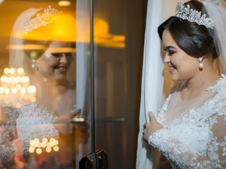 O casamento de Daniele e Alan 3