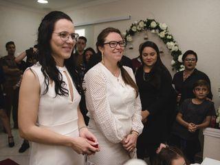 O casamento de Deborah e Evellyn 1
