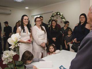 O casamento de Deborah e Evellyn 2