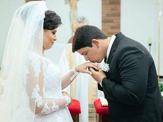 O casamento de Mariana e Rayner