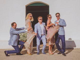 O casamento de Camila e Matteo 3