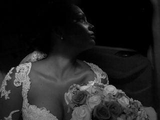 O casamento de Kathleen e Willian