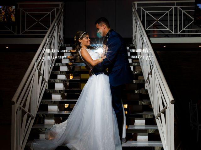 O casamento de Michelle e Bruno