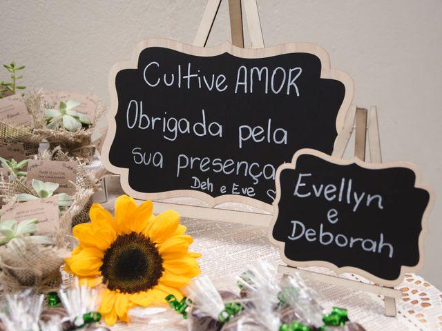 O casamento de Evellyn e Deborah em São Paulo, São Paulo 13