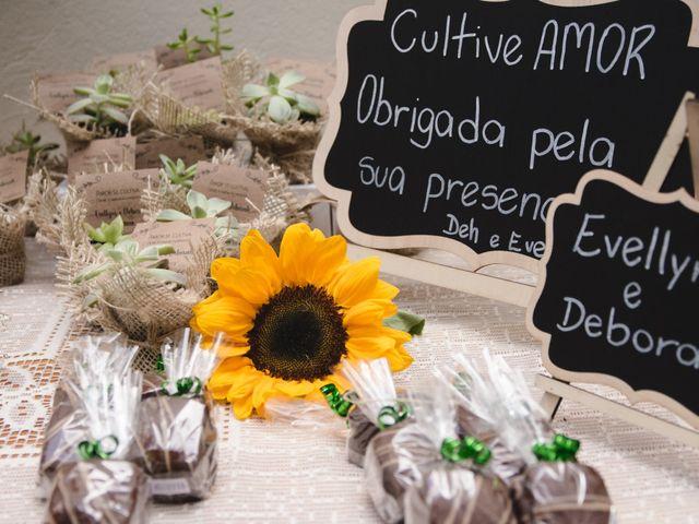 O casamento de Evellyn e Deborah em São Paulo, São Paulo 15