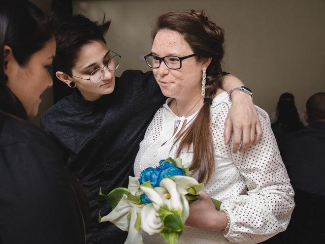 O casamento de Evellyn e Deborah em São Paulo, São Paulo 16