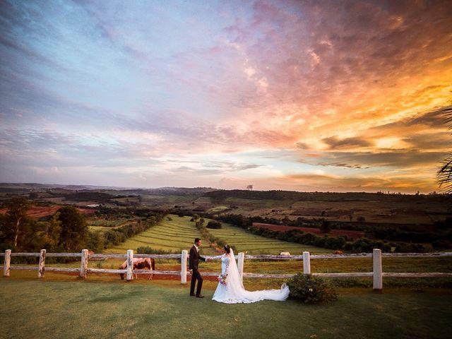 O casamento de Fernanda e Rogerio