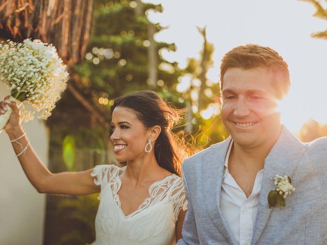 O casamento de Camila e Matteo