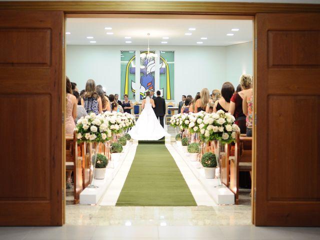 O casamento de Mariani e Julio