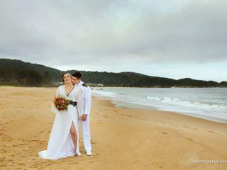 O casamento de Aline e Luiz