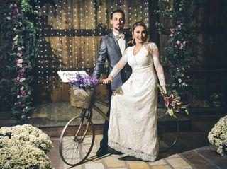 O casamento de Eveline e Jonatam