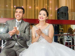 O casamento de Elisiane e Renan