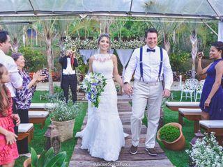 O casamento de Adriana  e Márcio