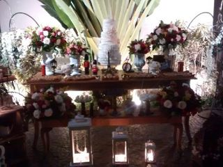 O casamento de Fernanda e Wellington 1