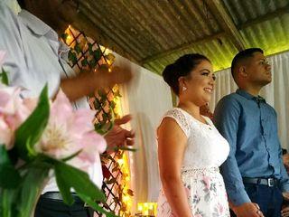 O casamento de Tailine e Rafael 3