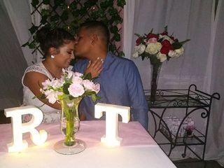 O casamento de Tailine e Rafael