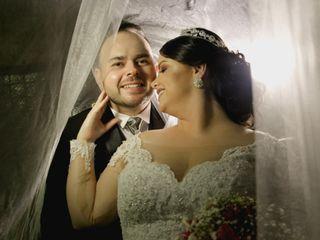 O casamento de Letícia e Deivid