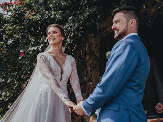 O casamento de Débora e Willian 3