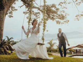 O casamento de Débora e Willian