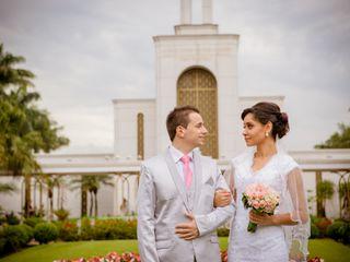 O casamento de Daniela e Luiz