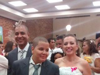 O casamento de Fabiane e Fábio 1