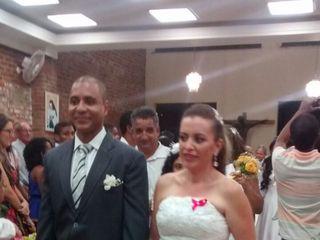 O casamento de Fabiane e Fábio 2