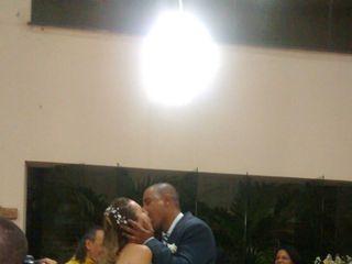 O casamento de Fabiane e Fábio 3