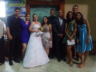 O casamento de Fabiane e Fábio