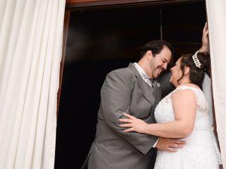 O casamento de Fabiana e Danilo