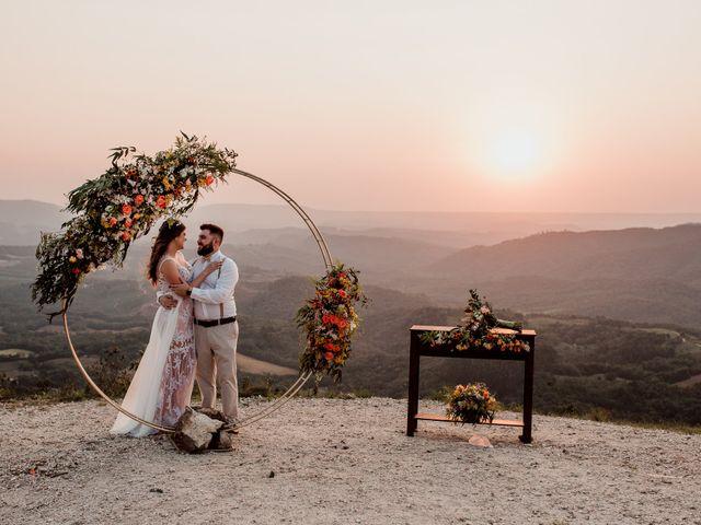O casamento de Bianca e Carlos