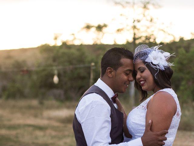 O casamento de Kéziah e Mackson