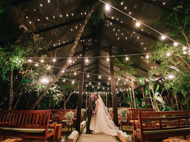 O casamento de Talita e Alex