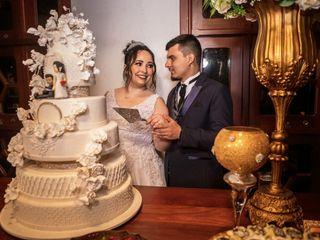 O casamento de Ingrid e Daniel