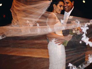 O casamento de Nanda e Kiko