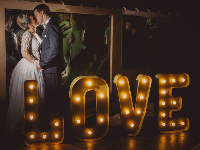 O casamento de Amanda e Rayner