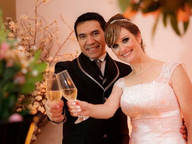 O casamento de Roseli e Rodrigo