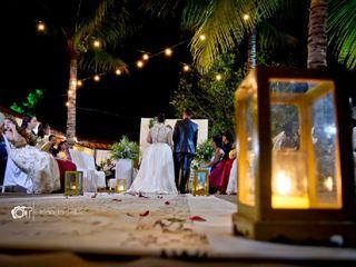 O casamento de Andresa Evelyn e Luiz  1