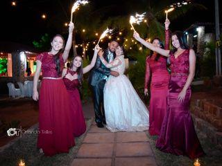 O casamento de Andresa Evelyn e Luiz