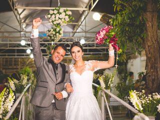 O casamento de Elania e Moacir
