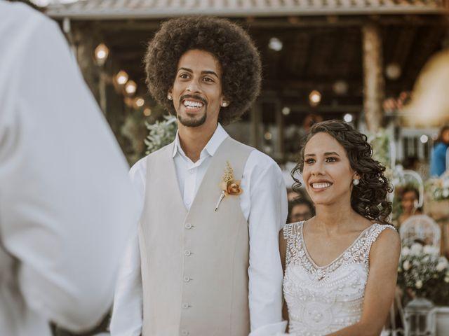 O casamento de Cassia e Marcus