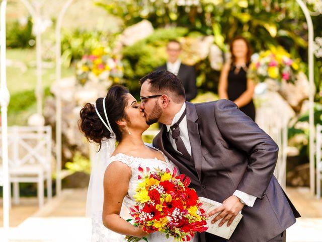 O casamento de Clarinda e Nathan