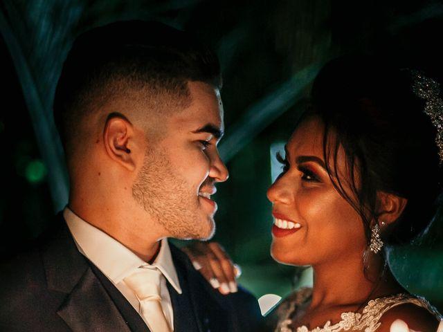 O casamento de Sarah e Danilo